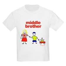 Middle bro wagon T-Shirt