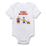 Baby bro wagon Infant Bodysuit