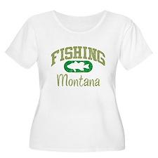 FISHING MONTANA T-Shirt