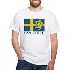 Sverige Flag Shirt