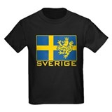 Sverige Flag T