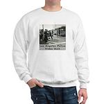 L.A. Police Video Unit Sweatshirt