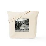 L.A. Police Video Unit Tote Bag