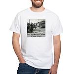 L.A. Police Video Unit White T-Shirt