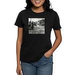 L.A. Police Video Unit Women's Dark T-Shirt