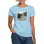 L.A. Police Video Unit Women's Light T-Shirt