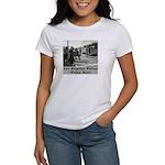 L.A. Police Video Unit Women's T-Shirt