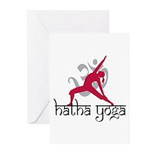 Hatha Yoga Greeting Cards (Pk of 10)