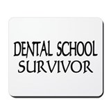 Dental School Graduation Mousepad