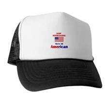 Cute Patriot Trucker Hat