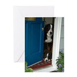 Cute Welcome home Greeting Card