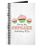 Having My Cupcake Eating It Too Journal