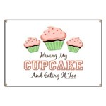 Having My Cupcake Eating It Too Banner
