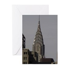 Chrysler Building Greeting Cards (Pk of 20)