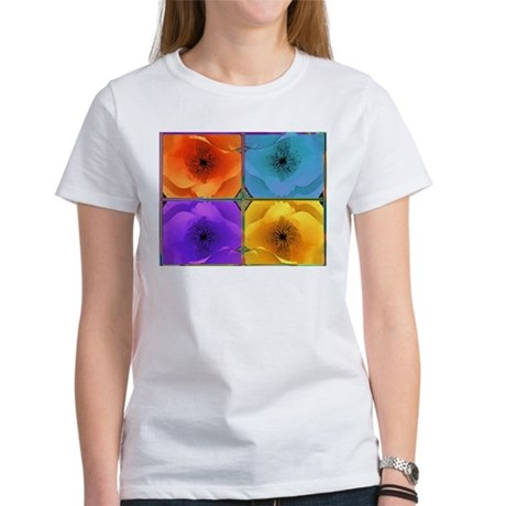 Four Poppies Women's T-Shirt