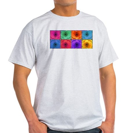 Four Poppies Light T-Shirt