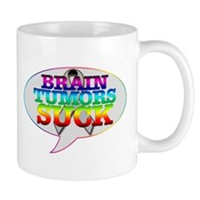 Brain Tumors Suck Coffee Mug