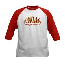 Dragon Ninja Didgeridooist Tee