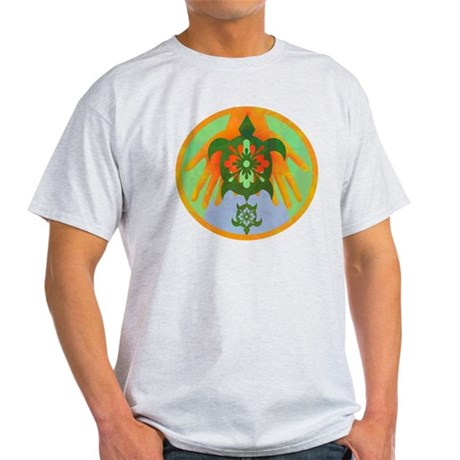 Turtle Hands Light T-Shirt