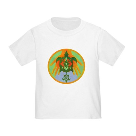 Turtle Hands Toddler T-Shirt