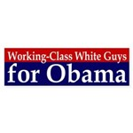 Working Class White Guys for Obama