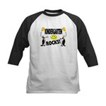 KINDERGARTEN ROCKS with PENGUINS Kids Jersey