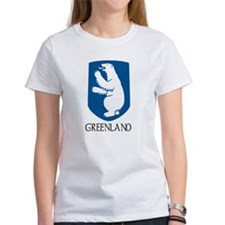 Greenland Coat of Arms Tee