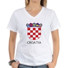 Croatia Coat of Arms Shirt