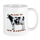 Made In Cow Hampsha Mug