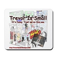 Cool Trevor Mousepad