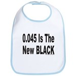 0.045 IS THE NEW BLACK Bib