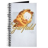 Too Cute Garfield Journal