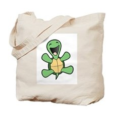 Skuzzo Happy Turtle Tote Bag