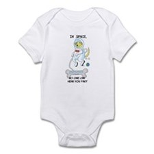 Farting In Space Infant Bodysuit