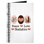 Peace Love Statistics Statistician Journal