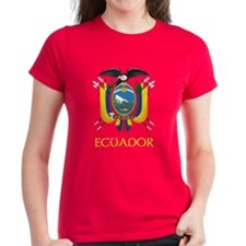 Ecuador Coat of Arms Tee