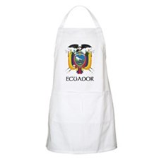 Ecuador Coat of Arms BBQ Apron