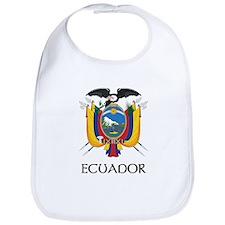Ecuador Coat of Arms Bib