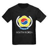 South Korea Coat of Arms T