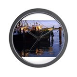 Wall Clock Hampton Bays Fisherman