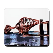 Forth Rail Bridge Mousepad