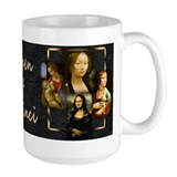 Women of da Vinci Mug