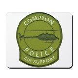 Compton PD Copter Mousepad