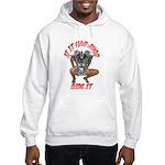 BIKER JUG MANIA Hooded Sweatshirt