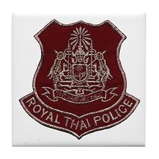 Royal Thai PD Tile Coaster