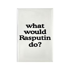 Rasputin Rectangle Magnet