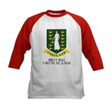 BVI Coat of Arms Tee