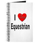 I Love Equestrian Journal