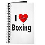 I Love Boxing Journal