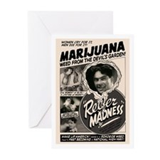 Reefer Madness 1 Greeting Cards (Pk of 10)